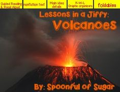 "My ""Lessons in a Jiffy"" units are a series of high interest non-fiction topics. In each unit, I have prepared a read aloud as well as 3 different levels of guided reading books on the same topic. I also include writing prompts, foldables, tons of graphic organizers, research/fact pages, text dependent comprehension questions and other ""goodies""!"
