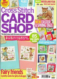 Gallery.ru / Фото #1 - Cross Stitch Card Shop 77 - missverstand