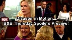 The Bold and the Beautiful Spoilers: Charlie Stuns Pam with News of Ridge and Quinn's Betrayal – Brooke's Present for Bill | Celeb Dirty Laundry