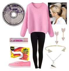 """""""Late Night Ride (2)"""" by brierandy ❤ liked on Polyvore featuring Ødd., Pieces, Vans and Michael Kors"""