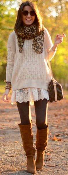 Lovely Pepa - Love this for the fall!