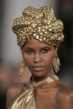 haute couture turban - Google Search