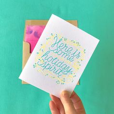 I just scratched the surface with my last profanity post, so here's some more gold-foiled, letterpressed and otherwise fancy cussing for your viewing pleasure! This is from Bunny Bear Press.