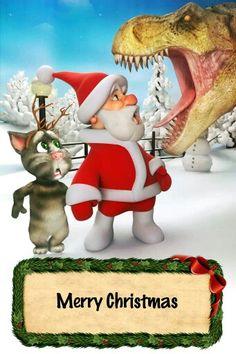 Santa can be naughty!!