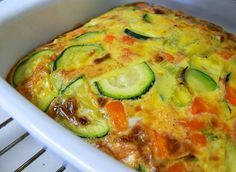 WW Pasta with Vegetables and Curry - Main Course and Recipe - WW vegetable and curry dough quiche, recipe for a tasty dough without light dough with carrots, zuc - Healthy Noodle Recipes, Detox Recipes, Veggie Recipes, Quiches, No Salt Recipes, Zucchini, Best Dinner Recipes, Paleo, Weight Watchers Meals
