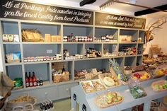Good Food Shops: Prestbury Farm Shop