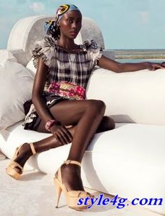 African sexy dresses for girls 2012