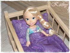 Blog :: Kathy Frozen Bed