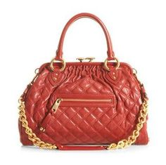 Marc Jacobs Red Stam