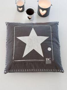 nordic star cushions