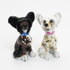 Chinese Crested Dog Lover | madamepomm ArtFire Shop