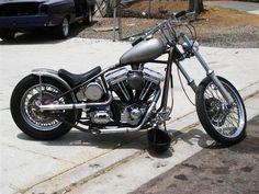Harley bobber   Bobber Inspiration   Bobbers & Custom Motorcycles