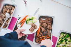 Plats à partager - buffet épuré - traiteur - chef à domicile - Paris