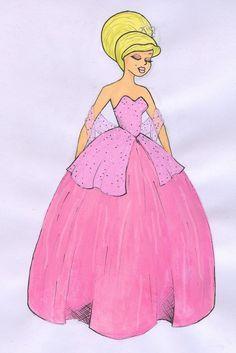 Designer Disney: Charlotte by ~Becca-Emmett on deviantART
