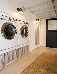 New Laundry Room: Th