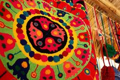 Arte Wayuu by Rubén Granadillo, via Flickr