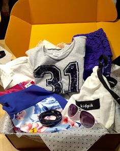 """Read a great review from one of the top mommy bloggers of the KIDPIK kid subscription box. """"Couture and Convenience- kidpik The Ultimate Shopping Experience""""- Her overall review www.kidpik.com #subscriptionbox"""