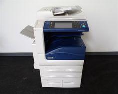 Digitaler Laserdrucker Xerox WorkCentre 7530 - Digitale Laserdrucker Xerox und Samsung - Karner & Dechow - Auktionen Samsung, Keurig, Coffee Maker, Kitchen Appliances, Laser Printer, Handwriting, Auction, Coffee Maker Machine, Diy Kitchen Appliances