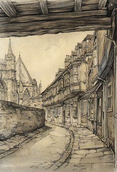 Anton Pieck - York England