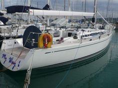 #boats #yachts #boatsforsale #yachtforsale #luxuryachts #usedboats #newboats #azimut #motoryachts #superyacht Nautor Swan 45 - http://yachtsaleboats.com/nautor-swan-45/
