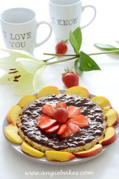 Zdravá raňajková placka | Angie