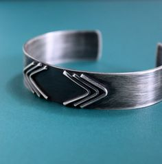 Men's Arrow Cuff Bracelet Silver Bracelets, Bracelets For Men, Bangle Bracelets, Rustic Cuff, Sterling Silver Chains, 925 Silver, Thing 1, Leather Jewelry, Rings For Men