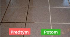 Nekupujte drahé čistiace prostriedky, stačí si doma spraviť tento jednoduchý čistiaci prostriedok! Tile Floor, Sweet Home, Flooring, Crafts, Manualidades, House Beautiful, Tile Flooring, Wood Flooring, Handmade Crafts