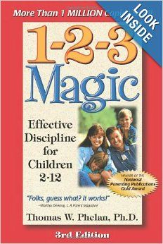 123 Magic - Book review from a mom of twins