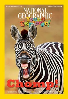 Listen & Read...National Geographic Young Explorer (k- 1)