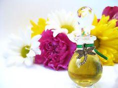 Fleurs Natural Botanical #perfume extrait by Esscentual Alchemy