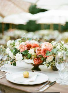 Romantic California Wedding at Annadale Estate - MODwedding