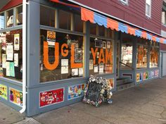 Ugly American restaurant in Providence, RI