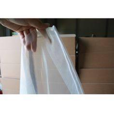 Multi-Purpose Plastic with draw-string and stopper U11113-C (King-Sized) Bulk  #U1Industries