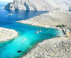 Symi Island in Dodecanese