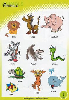 Colors Exercises For Kids - GrammarBank