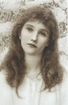 Henry Ryland, British artist (1856-1924).