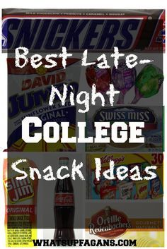 A good list of some late-night snack ideas, perfect for college students who are cramming and studying into the wee hours of the morning!  Plus some cool info about the new #AmazonWishList because #AmazonHasIt! #shop
