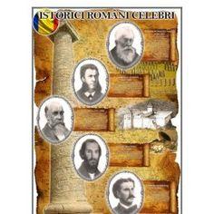 Portrete Istorici romani celebri 1 Decembrie, Romania, Homeschool, Cabinet, Clothes Stand, Closet, Cupboard, Homeschooling