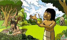 Lendas folclóricas da Erva-mate Disney Characters, Fictional Characters, Disney Princess, Art, Art Background, Kunst, Gcse Art, Fantasy Characters, Disney Princesses