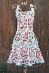 Free Full Apron Patterns | free vintage apron patterns, 50s free ...