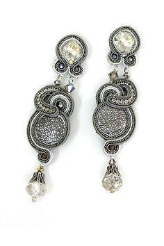 earrings : Mezzanotte