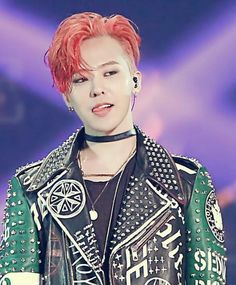 Jiyong oppa with red hair *,* Daesung, Gd Bigbang, Bigbang G Dragon, Choi Seung Hyun, Ji Yong, Jung Yong Hwa, Yg Entertainment, G Dragon Hairstyle, Rapper