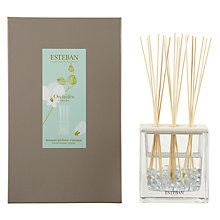 Esteban Decorated Orchidée Scented Diffuser