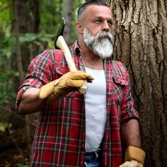 More from productions Bear House Lumberjack event Moustaches, Lumberjack Beard, Beard Images, Badass Beard, Men Over 50, Bald With Beard, Grey Beards, Perfect Beard, Men With Grey Hair