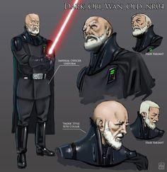 Alleged Star Wars Battlefront 4 Concept Art Includes Dark Side Obi-Wan, Light Side Darth Maul - IGN