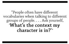 """Is My Character """"Black Enough""""? Advice on Writing Cross-Culturally."""
