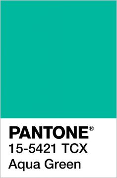 AI Aqua: Color of the Year 2021 - Fashion Trendsetter Pantone Colour Palettes, Pantone Color, Color Of Life, Color Of The Year, Green Colors, Colours, Pantone 2020, Beautiful Posters, Aqua Marine