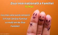 15 Mai - Ziua Internațională a Familiei - La mulți ani de Ziua Familiei! Mai, Print Tattoos