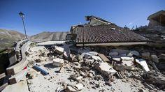 Uno sciame di 1100 scosse ha deformato il suolo per centotrenta km quadrati