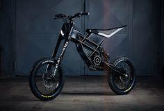 Kuberg electric bike